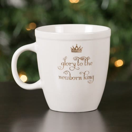 Spirit of Christmas Mocha Mug