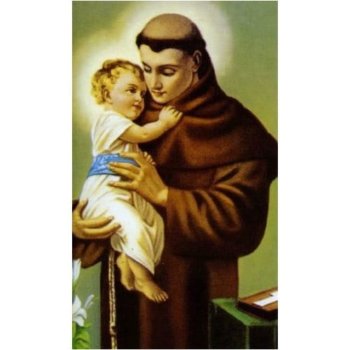 Saint Anthony Video For Kids