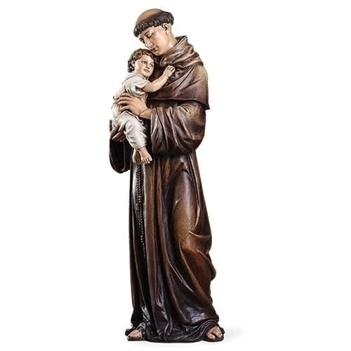 St. Anthony Statue, 37