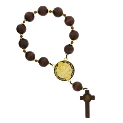 St. Benedict Large Decade Rosary