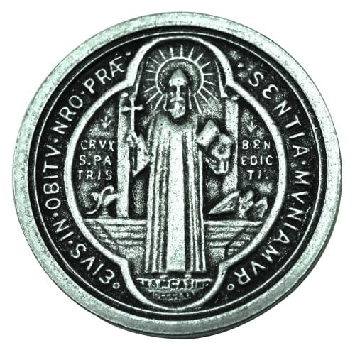 St. Benedict Pocket Coin