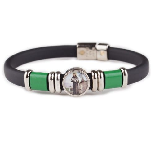 St. Francis of Assisi Saint Bracelet