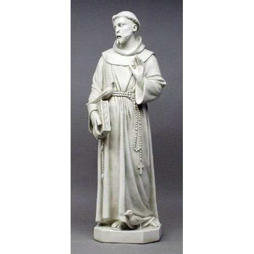 St Francis Of Assisi Statue The Catholic Company