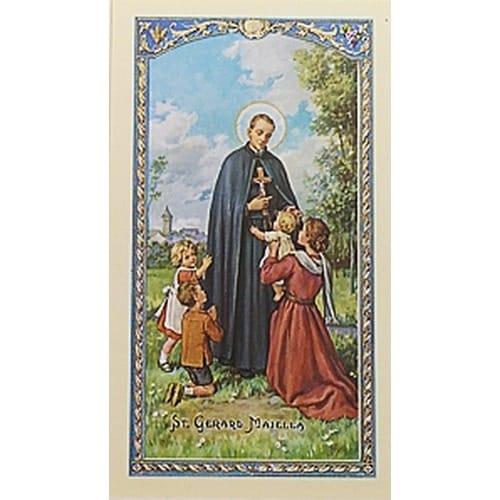 st  gerard - motherhood prayer