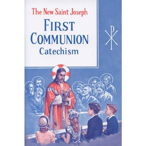 St. Joseph Revised Baltimore Catechism First Communion (Grades 1-2)