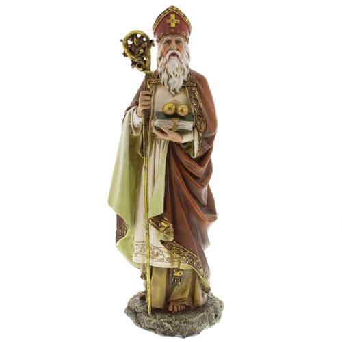 St Nicholas Statue 105