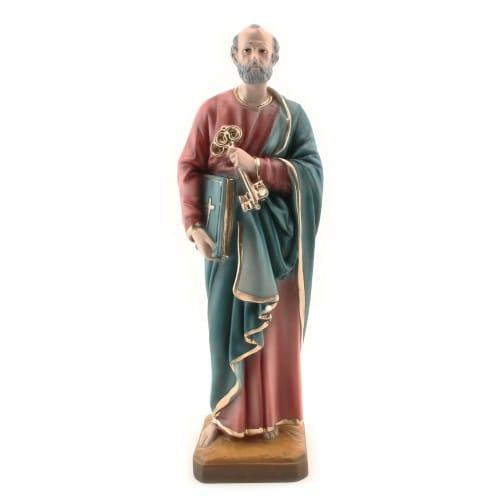 St. Peter Statue, 12