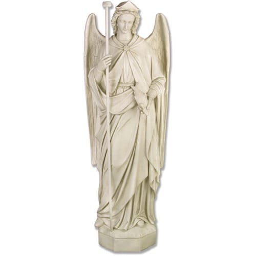 St Raphael Archangel Statue: St Raphael The Archangel Statue