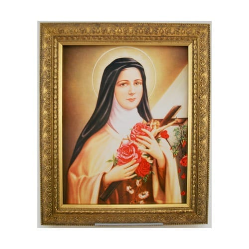 St. Therese of Lisieux Framed Print