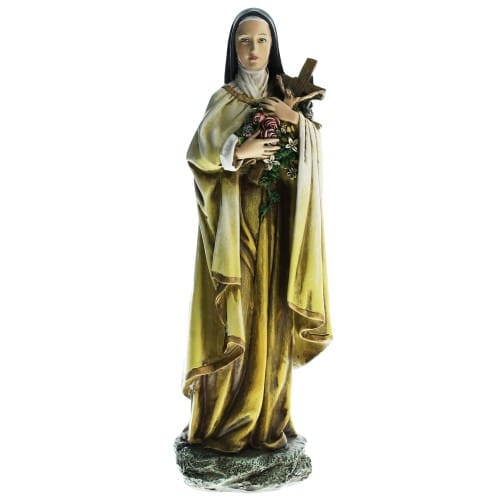 St. Therese Statue 10