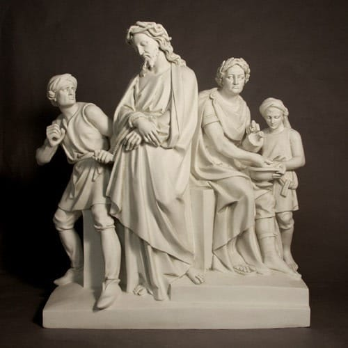Stations of the Cross Statues