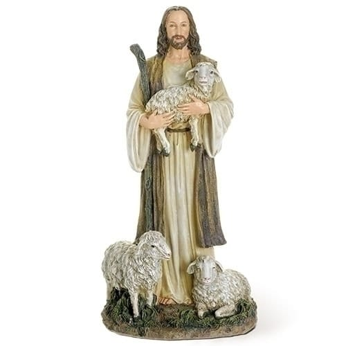 Statue of the Good Shepherd