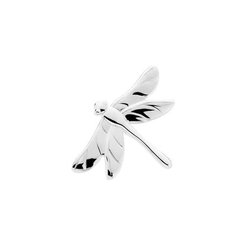 Sterling Silver The Dragonfly Brooch 31.75X23