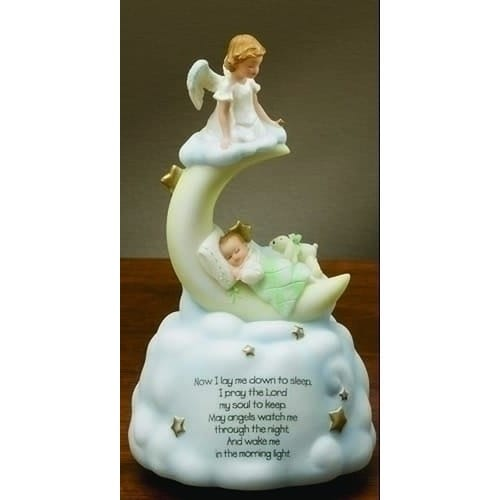 Sweet Dreams - Lullaby Prayer - Figurine Statue