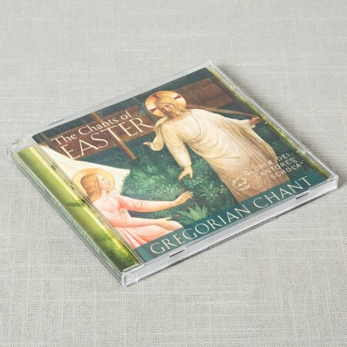 The Chants of Easter CD