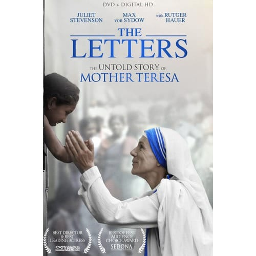the letters the untold story of mother teresa dvd the With the letters the untold story of mother teresa