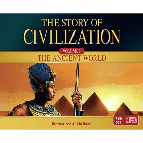 The Story of Civilization: The Ancient World [CD]