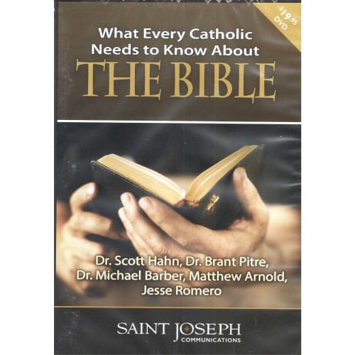 What Every Catholic Needs to Know About the Bible (DVD)