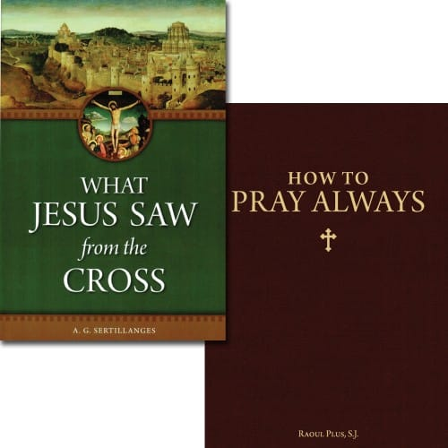 What Jesus Saw & How to Pray Always (2 Book Set)