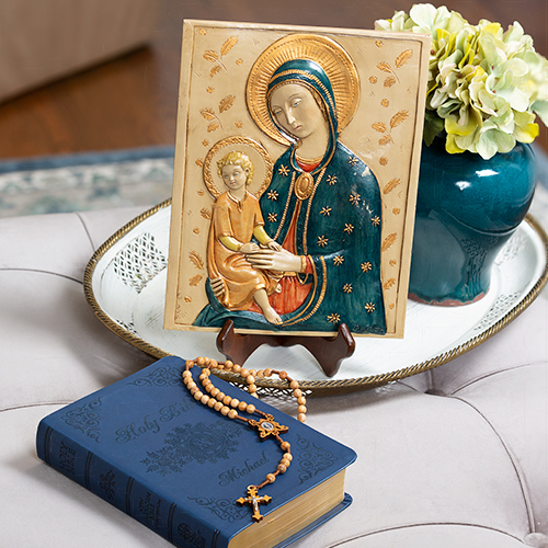 Gift Ideas - Blue Bible