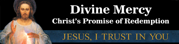 Divine Mercy Christ's Promise of Redemption. Jesus I Trust in You