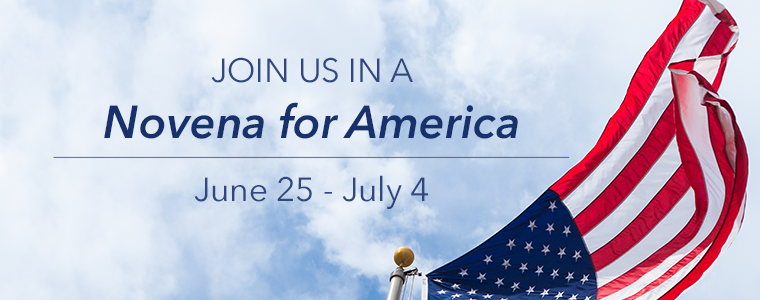 Click to read the Pray for America Novena