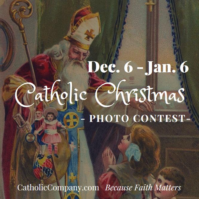 Catholic Christmas Photo Contest