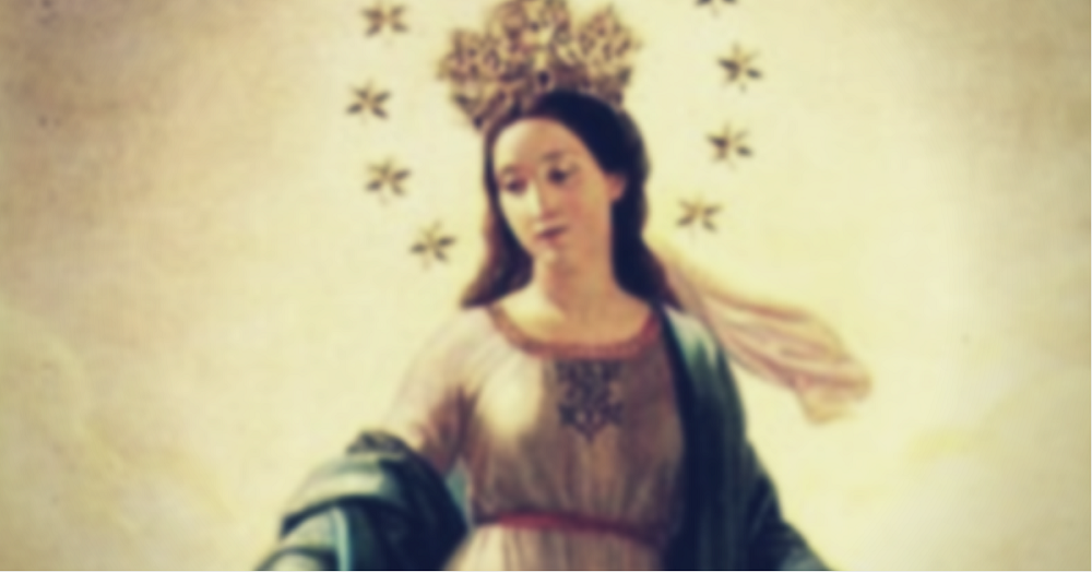 How to pray the Little Crown of the Blessed Virgin Mary