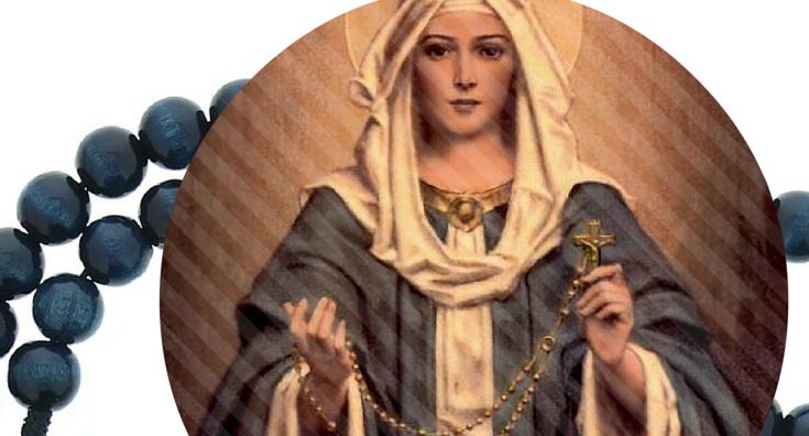 Las 15 Promesas para el Rosario