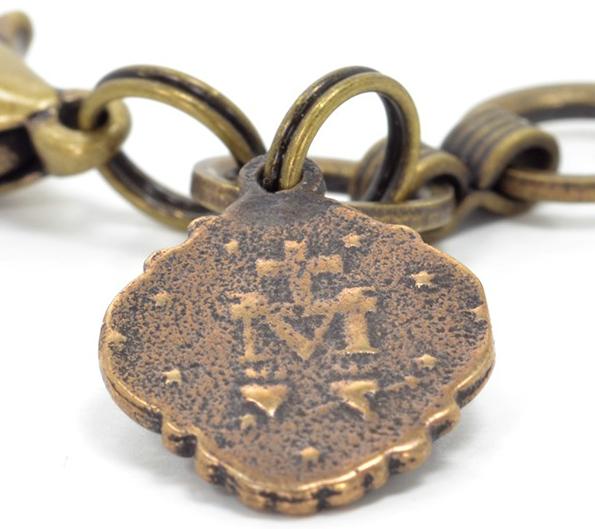Marian Consecration Chain Bracelet