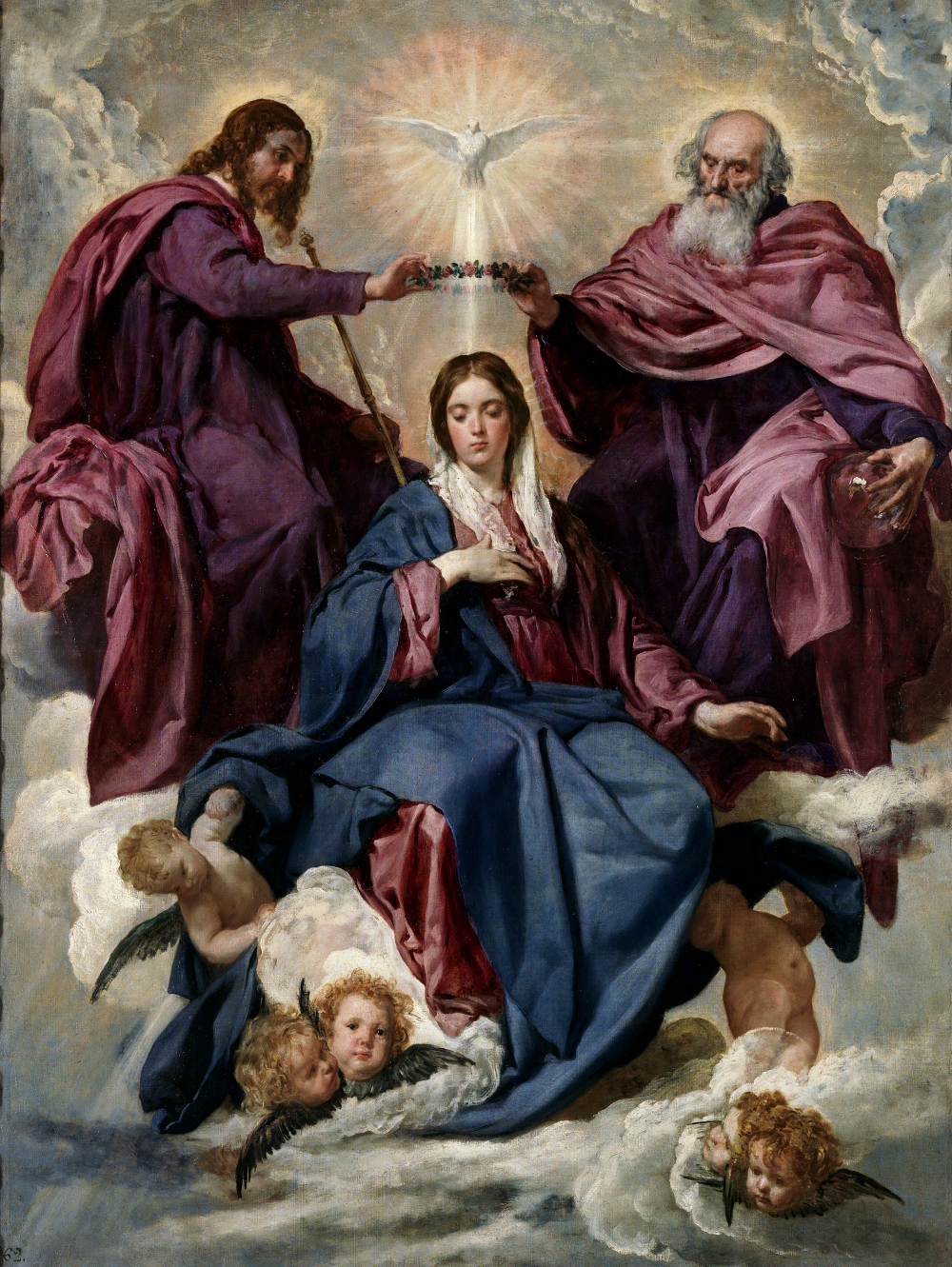 Act of Consecration to Jesus through Mary