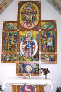 Memorial Chapel in Austria