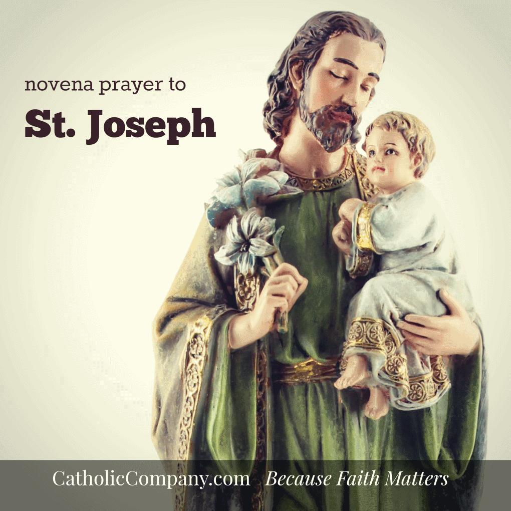 Novena Prayer to St Joseph
