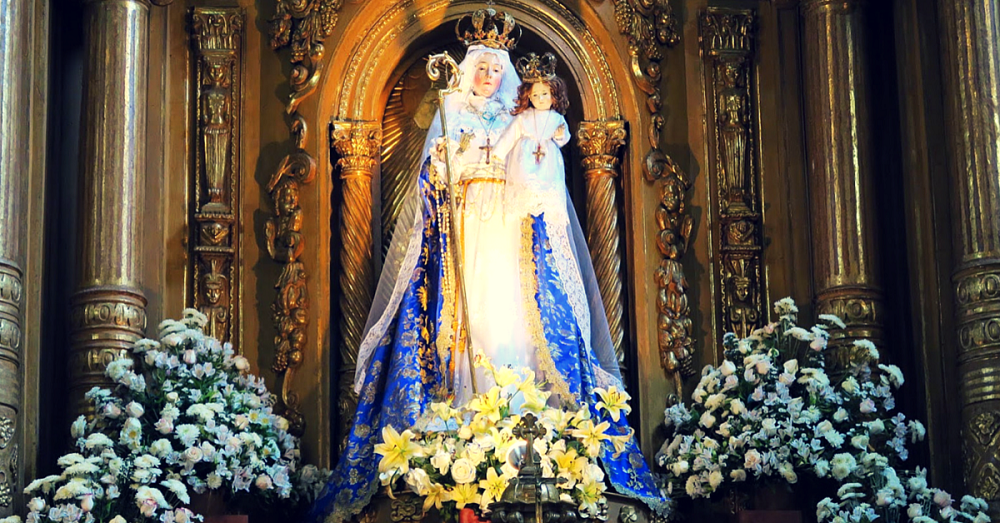 Read the history of Our Lady of Good Success Devotion