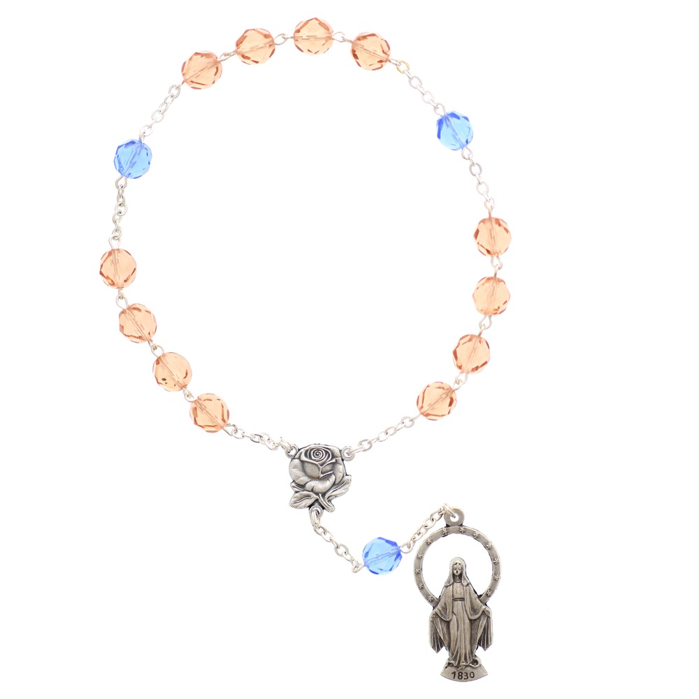 The Little Crown of the Blessed Virgin Mary Chaplet