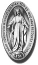 Front Side of the Miraculous Medal.