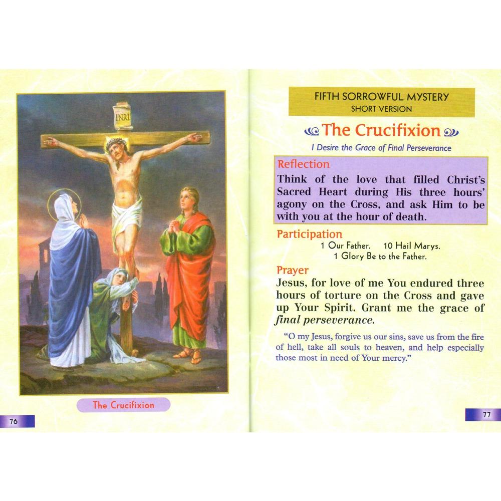 Rosary Meditation Booklet