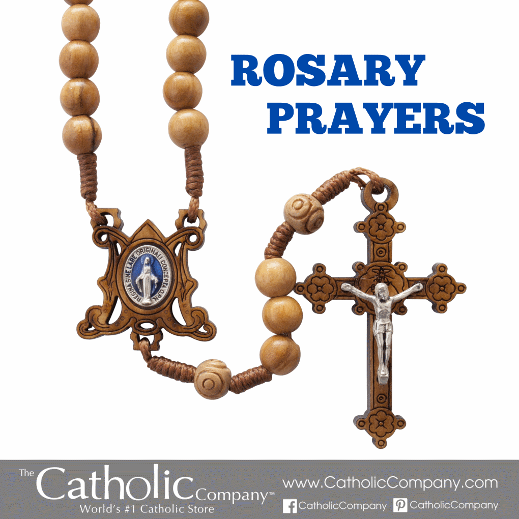 Prayers of the Rosary image