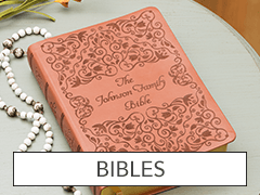 Bibles - Brown Family