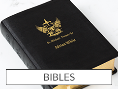 Bibles - Blue Undoer of Knots