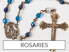 Rosaries - Blue