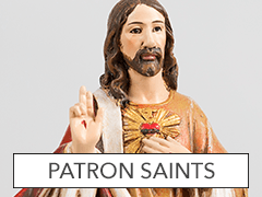 Patron Saints - Sacred Heart of Jesus
