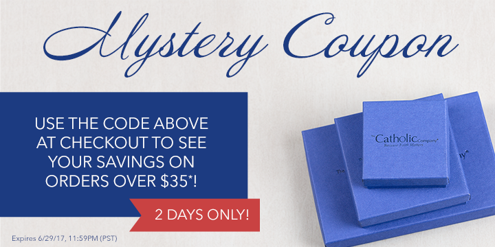 Mystery Coupon