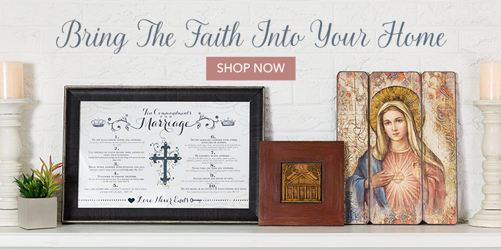 Catholic Art For Your Home