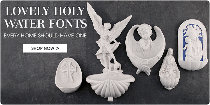 Holy Water Fonts