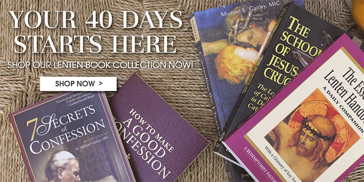 Lent Devotional Books