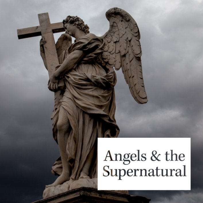 product image for Angels and the Supernatural