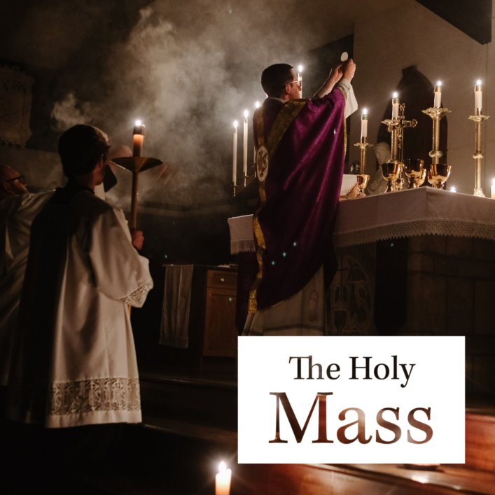 product image for The Holy Mass