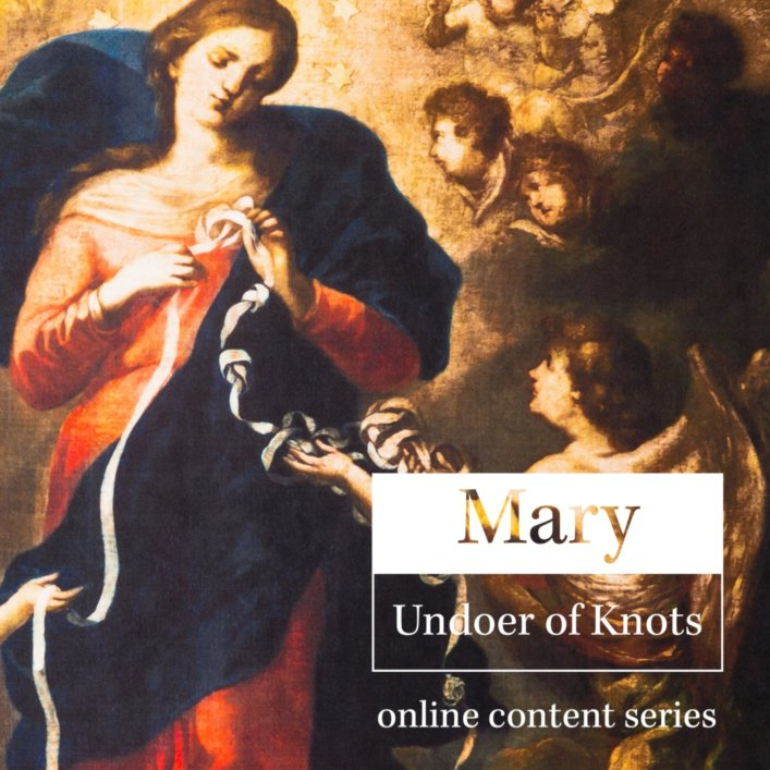 product image for Mary:<br/>Undoer of Knots