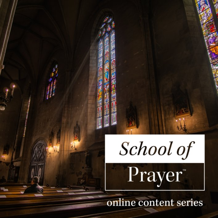 product image for School of Prayer